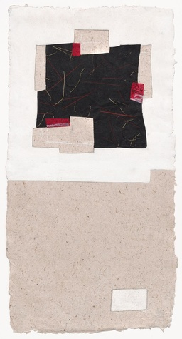 Terri Fridkin - On artist made paper - untitled 1