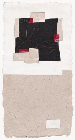 Terri Fridkin - On artist made paper - untitled 1