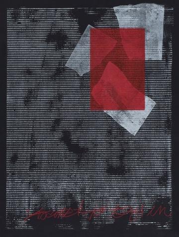 Decoded/Black 2 by Terri Fridkin